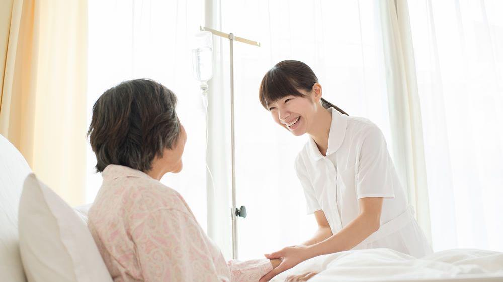 訪問看護でより良い生活を